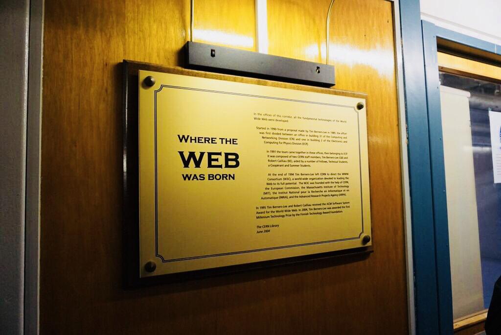 インターネットの次のインフラも CERN から生み出されるべきと考えました。「Internet」to「Quantumnet」